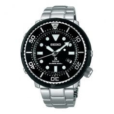 SEIKO PROSPEX SBDN021 limited solar Mens Black 200m Divers Outer body protector…