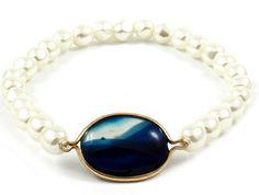 Angelic Blue Bracelets For Summer 2013 Under $55
