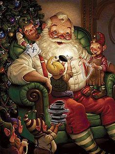 Reveal your inner Christmas self!