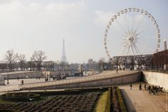 How can I NOT want to move to Paris!? Maybe I'll get an internship there... maybe.