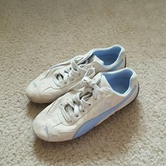 Puma shoes Like brand new bought never wore more then once Puma Shoes Athletic Shoes