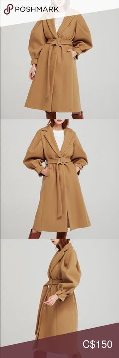 Storets Structured Puff Sleeve Women's Coat Coats For Women, Jackets For Women, Oversized Jacket, Plus Fashion, Fashion Tips, Fashion Trends, Pos, Packaging, Medium
