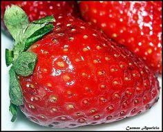 Strawberries, por Carmen Aparicio Pérez