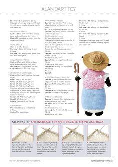 Simply Knitting Issue 131 2015 - 轻描淡写 - 轻描淡写
