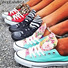 High tops and converse in one what could be better!?