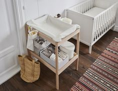 Furniture 038 Furnishing ideas for your home W ideas . Baby Boy Rooms, Baby Bedroom, Baby Room Decor, Nursery Room, Kids Bedroom, Ikea Baby Room, Baby Crib Diy, Baby Cribs, Small Baby Nursery