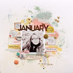 Scrapbooking Ideas for Getting Your Story Told with Selfies | Corrie Jones | Get It Scrapped