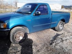 1997 Ford F-150 with great parts being Parted Out - make an offer on any part you see with PartingOut.com's visual platform