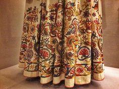 Bridal costume of Crete island / century / Detail