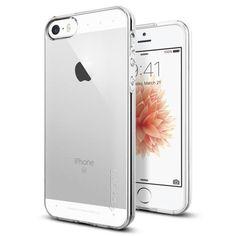 Köp Spigen iPhone SE/5S/5 Case Liquid Armor Crystal online: http://www.phonelife.se/spigen-iphone-se-5s-5-case-liquid-armor-crystal