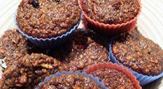 Muffins de Linaza y Canela