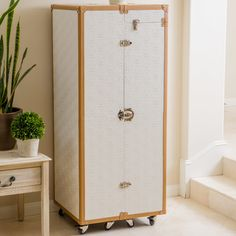 Found it at Wayfair - Poole Armoire