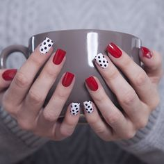 47 Best Ideas For Nails Sencillas Acrilico Sns Nails, Glitter Gel Nails, Nail Nail, Short Nail Designs, Acrylic Nail Designs, Classy Nail Art, Gel Nail Colors, Color Nails, White Nails