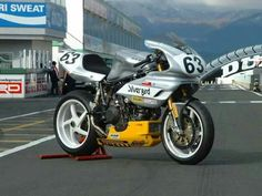 Ducati supersport special
