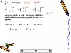 Geometri, Thing 1, Math Equations