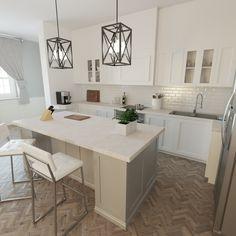 Dublin, Kitchen Island, Table, House, Characters, Furniture, Design, Home Decor, Island Kitchen