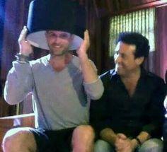 Sebastien and Carlos