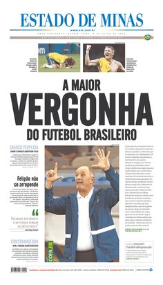 Copa 2014 - Estado de Minas