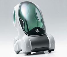 Suzuki Pixy. Personal mobility unit