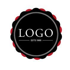 Free Badge Logo Vector on Pretty Klicks