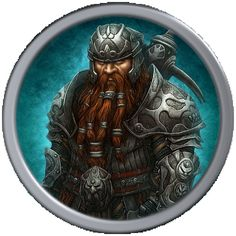 m Dwarf Fighter Plate Armor Helm Pick or Cleric token Living: Princes of the Apocalypse