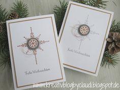 Kreativ Blog by Claudi: Weihnachtsstern