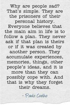 Especially true the older you get