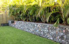 Muros de Pedras: um Atrativo para o seu Jardim | Ideias Jardineiros