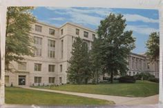Missouri MO Columbia University Postcard Old Vintage Card View Standard Souvenir | eBay