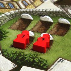 Village  #DeliDaPersy #boardgames