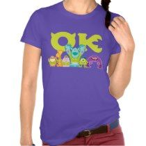 OK - Scare Students t-shirts