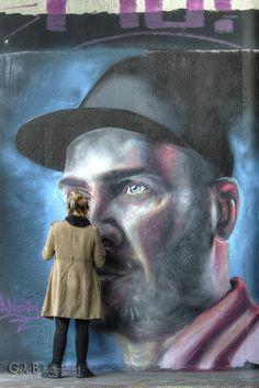 Graffiti Art, Portraits, Movie Posters, Painting, Head Shots, Film Poster, Painting Art, Paintings, Portrait Photography