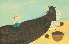 : ) Giselle Potter illustration