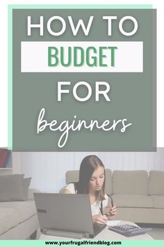 Learn how to use a zero based budget and make every dollar work for you! Perfect for beginners, or anyone wanting to start their financial journey. Free printable budget pack to help you get started.