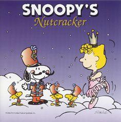 Snoopy's Nutcracker With Snoopy, Sally, Woodstock and Friends Snoopy Cartoon, Peanuts Cartoon, Peanuts Snoopy, Peanuts Christmas, Charlie Brown Christmas, Charlie Brown And Snoopy, Sally Brown, Nutcracker Christmas, Christmas Music