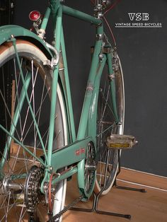 Bianchi Selvino 1952 restored | VSB Vintage Speed Bicycles | Flickr