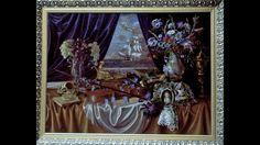 Море. Аквамариновый натюрморт. Макарова Маргарита