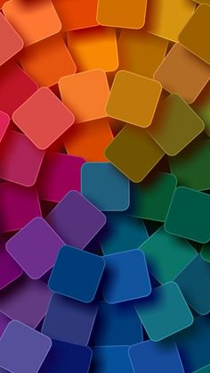 Bunt - Bunt - Pattern and Design - Regenbogen Cellphone Wallpaper, Galaxy Wallpaper, Wallpaper Backgrounds, Iphone Wallpaper, Colorful Wallpaper, Cool Wallpaper, Mobile Wallpaper, World Of Color, Color Of Life