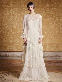 Alberta Ferretti Limited Edition Haute Couture spring/summer 2016 Collection. #albertaferretti
