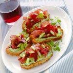 Bruschette sfiziose: 20 ricette per l'estate | Donna Moderna