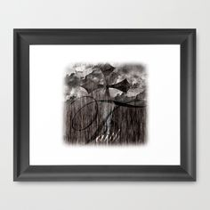 Faith Framed Art Print by Jaymee - $40.00