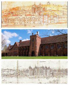 Elizabeth I's birth was awaited with huge anticipation. Richmond Palace, Hatfield House, 24 March, Elizabeth I, Tudor, Den, Third, Childhood, It Cast