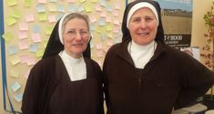 These Hermit Nuns Left Their Monastery To Visit The Ploughing Championship