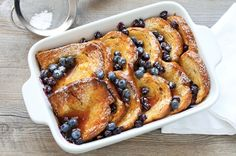French toast al forno ricetta