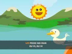 Um peixe no mar (@Jardim de Infância 6) Games For Kids, Activities For Kids, Best Wordpress Themes, Mother And Child, Coloring Pages For Kids, Baby Feeding, Childcare, Baby Care, Musicals