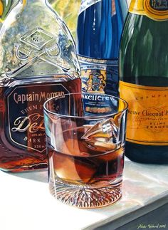 Alvin Richard | ACRYLIC | Cheers