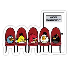 angry birds window stickers: angry birds window stickers