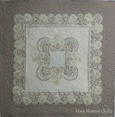 Mary Manson Quilts: Wedding Dress/Special Occasion Quilts