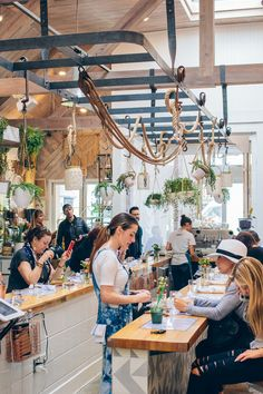 the butcher's daughter, venice eats — via @TheFoxandShe