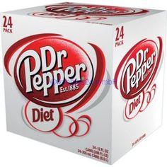 diet dr. pepper logo | Dr Pepper DIET 24 x 355 ml, 23,99 €, USA-Drinks, ihr online Shop